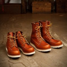 I think I'm in love!! The New Red Wing Heritage 875 & 877 have my full attention; what about you?