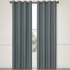 jcp | Eclipse® York Grommet-Top Blackout Curtain Panel with Thermaback