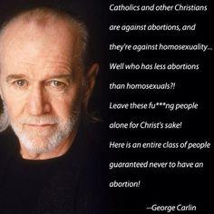 George Carlin Fuck You