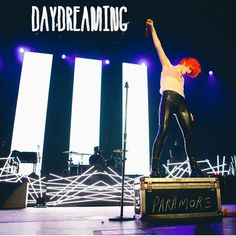 Paramore - Daydreaming this is the best song in the entire world it gives me so many feels I just love it it's perfect ok bye