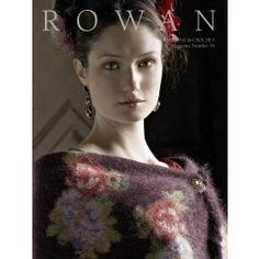 Knitting and Crochet Magazine 54 by Rowan £12.50
