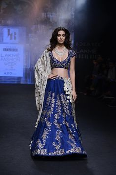 Jayanti Reddy Lakme Fashion Week 2017