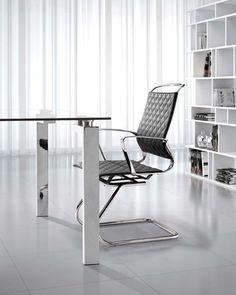 Shop By Brand :: ZUO MOD :: ZUO MODERN :: Zuo Modern Jackson Conference Chair - Bachelor Furniture: Bar Furniture, Dorm Furniture, Apartment Furniture