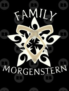 'family morgenstern' Art Print by FandomsShirtsPH Inc Cassie Clare, Shadow Hunters, The Mortal Instruments, Large Prints, Art Print, Thing 1, Books, Hunters, Libros