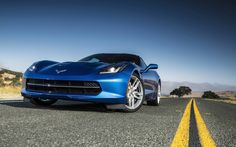 2014_chevrolet_corvette_stingray_blue-wide Click here for more: http://www.bravorentacardubai.com/car_categories/business/   #chevrolet #chevrolet_cars  #SportsCars #SuperCars #FastCars #Cars #LuxuryCars #ExoticCars #ModernCars #FutureCars #BusinessCars