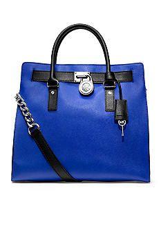 MICHAEL Michael Kors Hamilton Large North South Satchel #belk #handbags