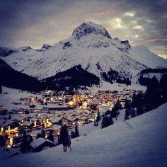 Kristiania Lech, Lech-Arlberg, Austria