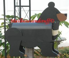 Offering Adorable Bear Mailboxes, Black or brown Bear mailbox, Panda Bear, Moon Bear and Woodendipity Bear