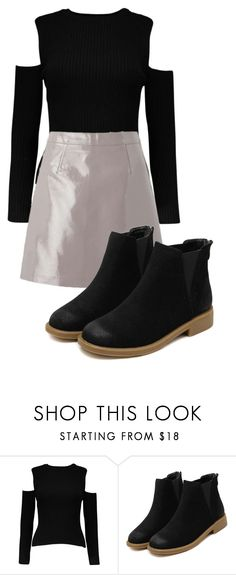 """""""Untitled #355"""" by sarcastic-unicorn-13 on Polyvore featuring Miss Selfridge"""