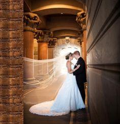 City Hall, Philadelphia.  Metal wedding album cover with Sagebrush Lizard embossed leather by FINAO.  Gorgeous!!  Bucks County PA Wedding Photographer Bellofiore Photography » Amore. Vita. Fotografia.