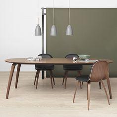 Shop For Gubi Dining Table Elliptical Online, Australia. Select From Our Huge, Scandinavian, Modern, Gubi Range. Delivery Across Australia. QuickShip Available. Buy Today!