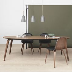 Shop For Gubi Dining Table Elliptical Online, ‪Australia‬. Select From Our Huge, Scandinavian, Modern, Gubi Range. Delivery Across Australia. QuickShip Available. Buy Today!