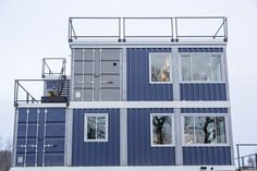 Love container homes?  Check out this feature from the new HGTV series.  And see more at HGTV.com/containerhomes, sponsored by @nest