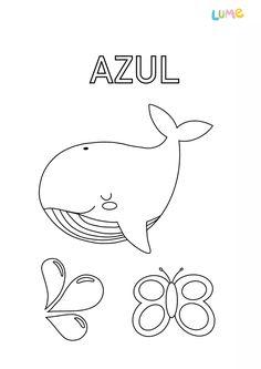 Portuguese Language, Preschool Worksheets, 4 Year Olds, Kindergarten, Homeschool, Arts And Crafts, Teaching, Activities, Children