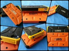 TheU.A.G. Urban Armor Gearcase for the iPhone 4 / 4s retails for $34.95 and isavailablein six color combos. More at www.igadgetgeek.com