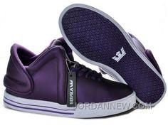 http://www.jordannew.com/supra-falcon-purple-white-mens-shoes-new-style.html SUPRA FALCON PURPLE WHITE MEN'S SHOES NEW STYLE Only $62.69 , Free Shipping!