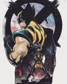 Wolverine by Dike Ruan Avengers Fan Art, Avengers Characters, Marvel Comic Character, Character Art, Marvel Comics Art, Avengers Comics, Marvel Vs, All New Wolverine, Wolverine Art