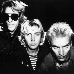 The Police, and my recent addiction.