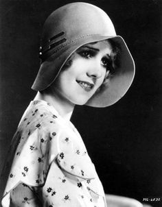 Anita Page  #vintage #hat #fashion #1930