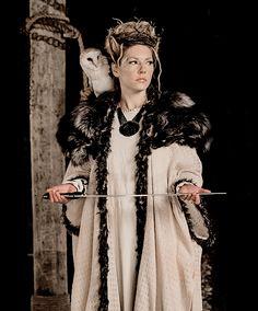 Queen Lagertha (Katheryn Winnick)- 'Vikings' (TV)