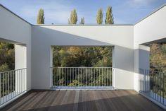 Apartment House Koněvova / A.LT Architekti
