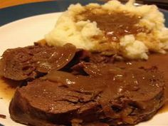 how to cook moose meat in a slow cooker