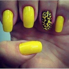 leopard neon
