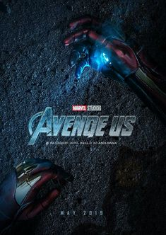 Avenge Us poster (1) by BossLogic - Tony Stark/Iron-Man