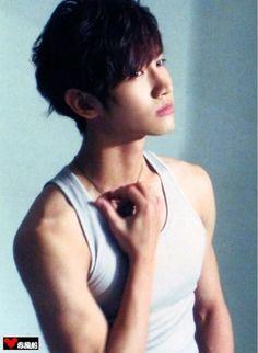 Changmin (First Kpop love♥) Tvxq Changmin, Jung Yunho, Asian Actors, Korean Actors, K Pop, Hero Jaejoong, Chang Min, Types Of Guys, Korean Bands