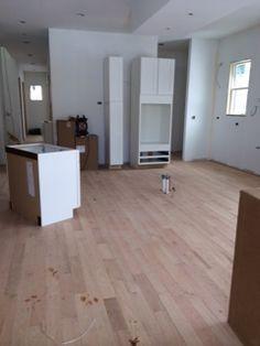 Floors done on 1st floor 3.12
