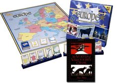 10 Days in Europe + Book Bundle RC3