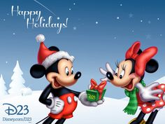 Disney Christmas |Pinned from PinTo for iPad|