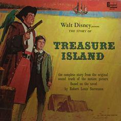 Dal McKennon - Walt Disney Presents The Story of Treasure Island: buy LP at Discogs