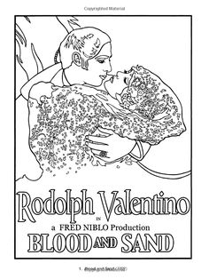 Color Your Own Classic Movie Posters  Marty Noble