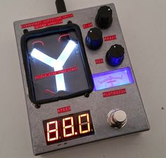 Flux Capacitor Delay