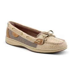 These Sperry Topsiders have a fun leopard tone to them.  Now you can get them for only $69.90 www.shoezen.com