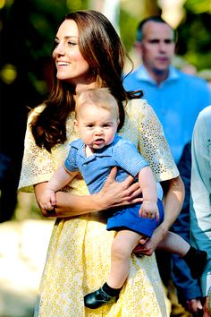 He knows there's a new royal on the way… And he is NOT happy about it. George is the sass master