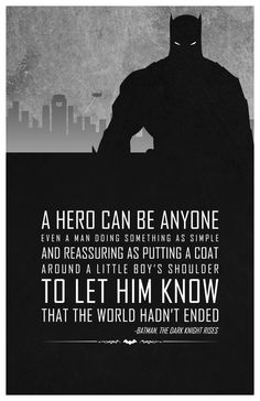 we can all be every day heroes.