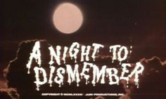 Opening titles to 'A Night to Dismember' All Cheerleaders Die, Laugh At Yourself, Homestuck, Monster High, Creepy, Neon Signs, Night, Words, Halloween Eve