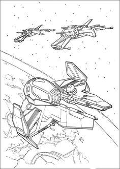 coloriage dessins dessins imprimer et la couleur en ligne star wars 97