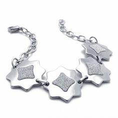 8.3 inch Women's Titanium Bracelet 20746