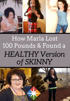 Read about how SparkPeople member Marla lost 100 pounds and finally found out how to be healthy! Her story just might be the motivation you need to start the beginning of your own success story!