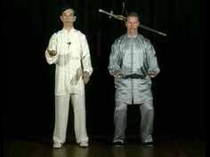 Tai Chi - Detailed instructions of the 24 forms (part 1)