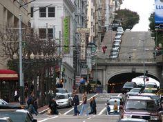 Stockton St tunnel, San Francisco