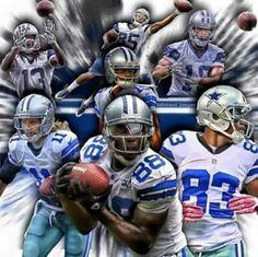 WRs #CowboysNation