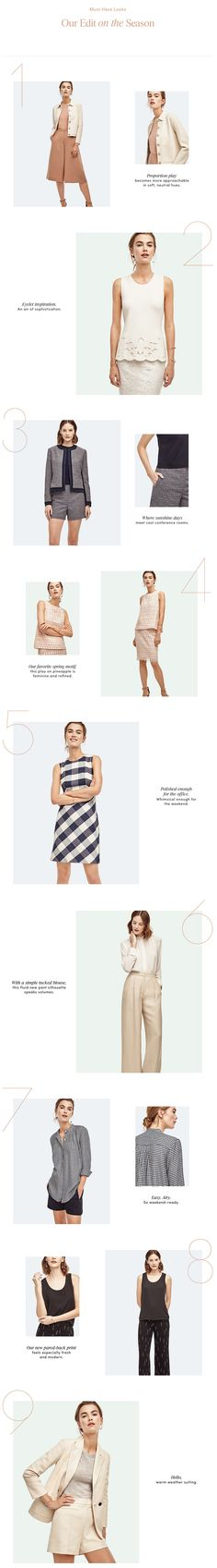 Ann Taylor – Must Have Looks