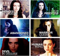 Yes, she is the villain, but she remains one of my favorite character.