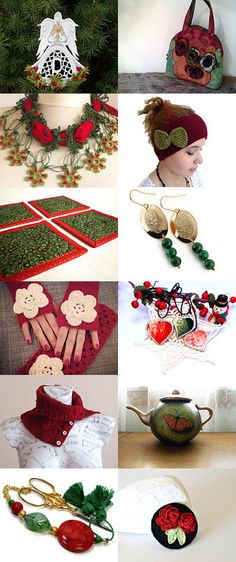Christmas gifts tips by lilli on Etsy--Pinned with TreasuryPin.com
