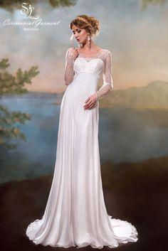 Wedding dress Gerda from Svetlana Lyalina