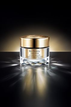 Shine bright like a diamond with the #EsteeLauder Re-Nutriv Ultimate Diamond Transformative Energy Creme. #SaksBeauty